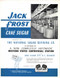 Jack Frost sugar ad - National Sugar Refining