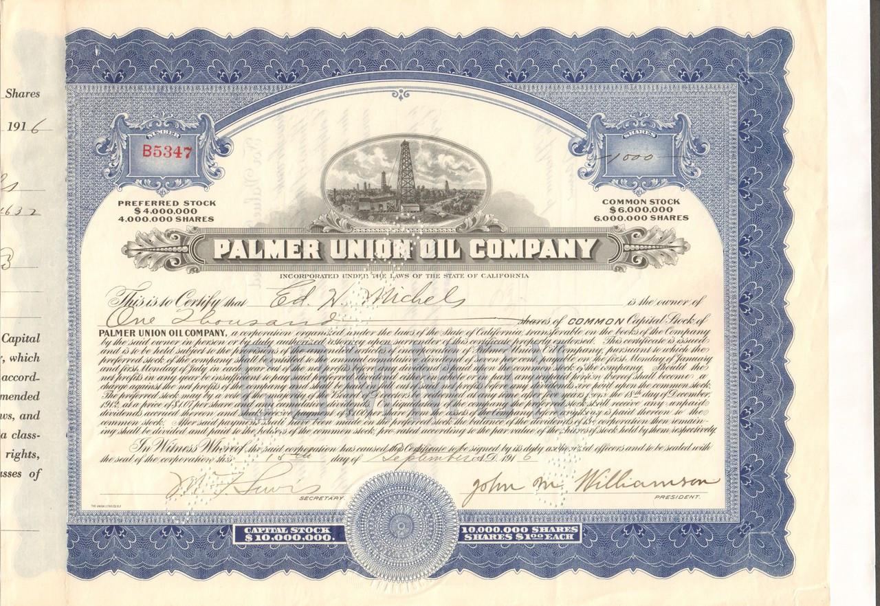 The Coca-Cola Company /> original collectible Coke stock certificate