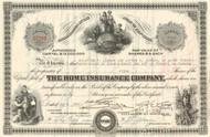 PAUL REVERE INVESTORS /> lot of 3 MA stock certificates