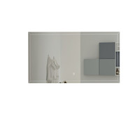 FERO 48 INCH WALL MOUNTED BATHROOM MIRROR WITH LED LIGHT