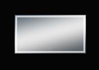 Luna 55'' Polished Edge Back-lit LED Mirror