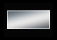 Luna 68'' Polished Edge Back-lit LED Mirror