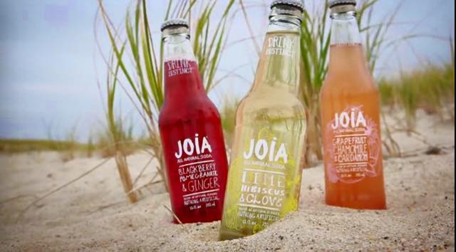 JOIA LIFE All Natural Sodas | DRINK DISTINCT at SummitCitySoda.com