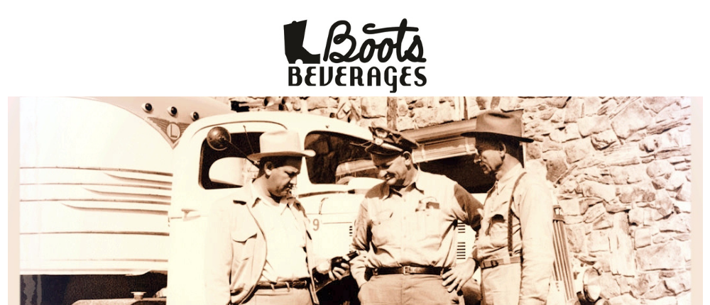 Boots Beverages Banner