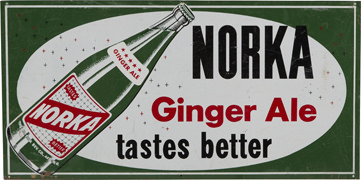 NORKA Ginger Ale is Back and Sold Online at SummitCitySoda.com
