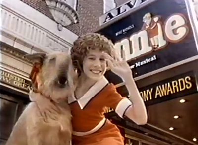 Sara Jessica Parker in Ramblin Root Beer Commercial