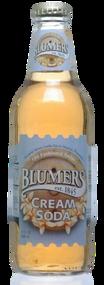 Blumers Cream Soda in 12 oz. glass bottles for Sale