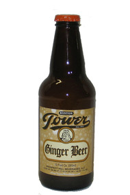 Tower Ginger Beer in 12 oz. glass bottles for sale from SummitCitySoda.com.