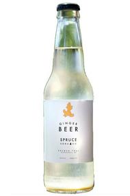 Spruce Soda Co Ginger Beer in 12 oz glass bottles at SummitCitySoda.com