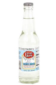 Foxon Park Diet White Birch Soda in 12 oz. glass bottles for Sale at SummitCitySoda.com