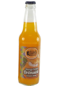 Boots Beverages Dromsicle Orange Cream Soda in 12 oz glass bottles