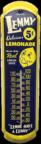 Lemmy Lemonade Vintage Thermometer from SummitCitySoda.com