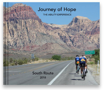 JOH South Route Front Cover