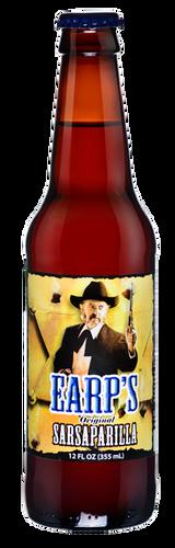 Earp's Sarsaparilla in 12 oz. glass bottles for Sale