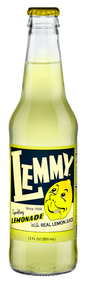 Lemmy Lemonade in 12 oz. glass bottles for Sale
