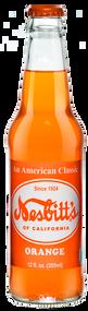 Nesbitt's Vintage Orange Soda in 12 oz. glass bottles for Sale