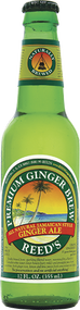 Reed's Premium Ginger Brew in 12 oz. glass bottles for Sale