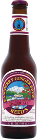 Reed's Raspberry Ginger Brew in 12 oz. glass bottles for Sale