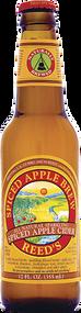 Reeds Spiced Apple Ginger Brew in 12 oz. glass bottles for Sale
