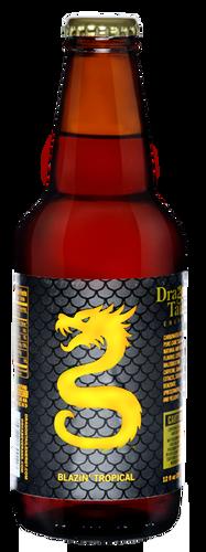 Dragon Tail Blazin Tropical Soda in 12 oz. glass bottles for Sale