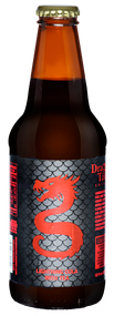 Dragon Tail Lightining Cola with Tea in 12 oz. glass bottles for Sale