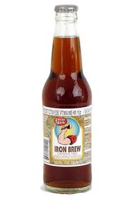 Foxon Park Iron Brew Soda - 12 pack