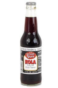 Foxon Park Kola in 12 oz. glass bottles for Sale at SummitCitySoda.com