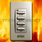 Skytech TM/R2-A Fireplace Wireless Wall Control Timer