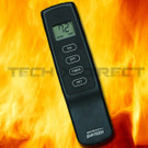Skytech 1001T/LCD Fireplace Remote Control with Timer