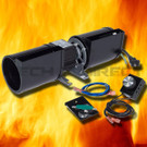 Skytech Fireplace Fan Kit Blower Fits GFK-160A