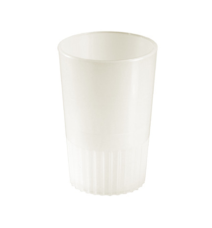 Bulk Plastic Shot Glasses | White Colour