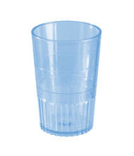 Bulk Plastic Shot Glasses | Blue Colour