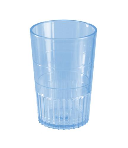 Bulk Plastic Shot Glasses | Blue Colour