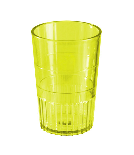 Bulk Plastic Shot Glasses | Lime Colour