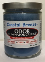 Coastal Breeze Odor Eliminator Candle