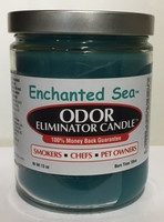 Enchanted Sea Odor Eliminator Candle