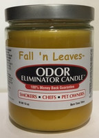 Fall 'n Leaves Odor Eliminator Candle