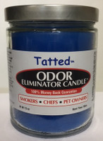 Tatted Odor Eliminator Candle
