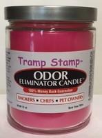Tramp Stamp Odor Eliminator Candle