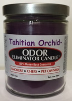 Tahitian Orchid Odor Eliminator Candle