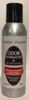Cracklin' Fireside Odor Eliminator Spray