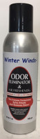 Winter Winds Odor Eliminator Spray