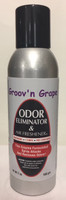 Groov'n Grape Odor Eliminator Spray
