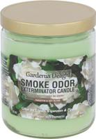 Gardenia Delight Odor Exterminator Candle