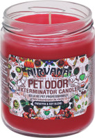 Nirvana Pet Odor Exterminator Candle