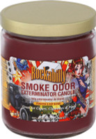 Rockabilly Smoke Odor Exterminator Candle