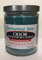Enchanted Sea Odor Eliminator Candle-bubbles