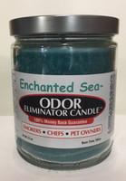 Enchanted Sea Odor Eliminator Candle-bubbles