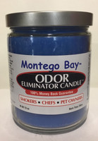 Montego Bay Odor Eliminator Candle-bubbles