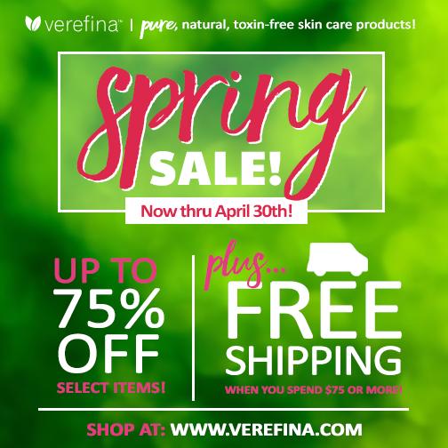 Spring Sale 2017